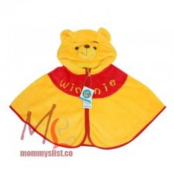 Baby Cape/Jacket_Pooh