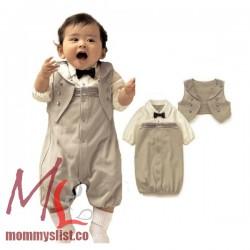 GE-Gentlemen Suit (Infant Tuxedo)
