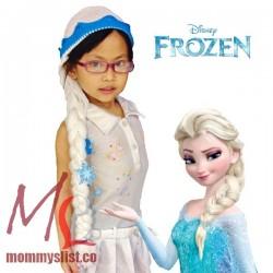 Elsa Frozen Crochet Hat A