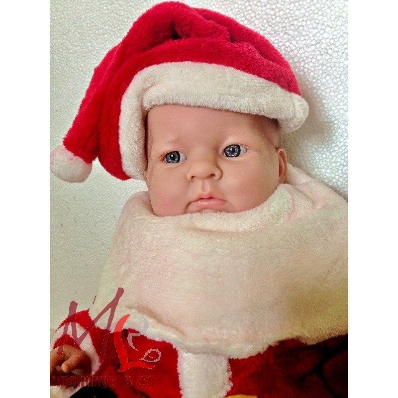 sc 1 st  MommysList & Santa Costume with Beard G (Fleece)