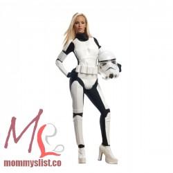RENT-C006 Star Wars Stormtrooper Female Small