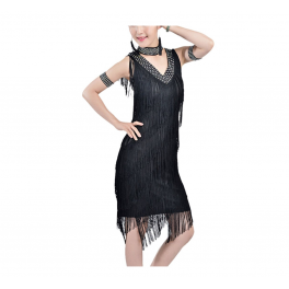 Beaded Neck Fringe Clic 20 S Look P Best For Chicago Movie 1920 Gatsby Theme Costume